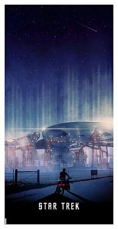 Star Trek Poster.
