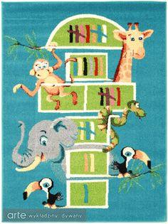 Dywan Agnella Funky Tom Turkus | 1 www.arte.pl Carpets For Kids, Kids Rugs, Inspiration, Home Decor, Art, Biblical Inspiration, Decoration Home, Kid Friendly Rugs, Room Decor
