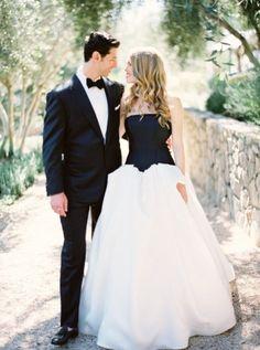 Jennifer & David - California Wedding http://caratsandcake.com/JenniferDavid