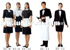 Hotel Uniform, Maid Uniform, Uniform Dress, Best Uniforms, Staff Uniforms, Restaurant Uniforms, Hotel Staff, Maid Outfit, Uniform Design