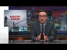 John Oliver's eye-opening, haunting segment on mandatory minimum sentences for drugs  Pinned by the You Are Linked to Resources for Families of People with Substance Use  Disorder cell phone / tablet app July 29, 2015;      Android https://play.google.com/store/apps/details?id=com.thousandcodes.urlinked.lite   iPhone -  https://itunes.apple.com/us/app/you-are-linked-to-resources/id743245884?mt=8com