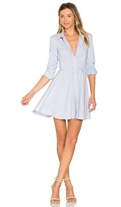 Shop for BCBGeneration City Shirt Dress in Dark Navy Combo at REVOLVE. Free 2-3 day shipping and returns, 30 day price match guarantee.