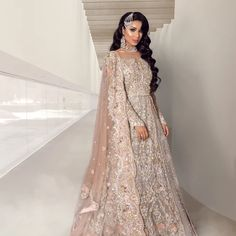 Asian Bridal Dresses, Pakistani Wedding Outfits, Indian Bridal Outfits, Indian Bridal Fashion, Pakistani Bridal Dresses, Indian Fashion Dresses, Pakistani Wedding Dresses, Punjabi Wedding, Asian Bridal Wear