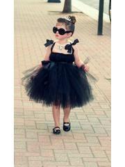 Audrey Hepburn Tutu Dress... Adorable!
