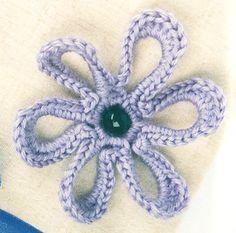 Les Fleurs au Crochet #29
