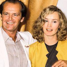 Jessica Lange and Jack Nicholson