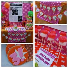 Birthday Party Ideas | Photo 2 of 6 | Catch My Party