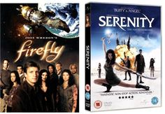 Another Joss Whedon production.. Firefly was a series on TV about a travelling space ship that tours from planet to planet.  Nathan Fillion stars as the main character. Unfortunately it wasn't signed on for another series so the film Serenity finishes off the story for the die-hard fans.