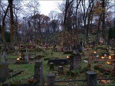 Rasos Cemetery All Hallow's Eve