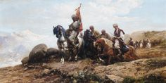 https://poishartcorner.files.wordpress.com/2014/01/wywiorski-kossacks-gathering-for-the-hunt-67x112-oc.jpg