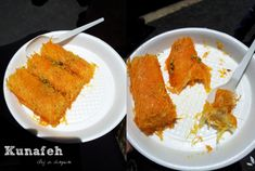 Tamriyeh: a Palestinian dessert from Nablus – Chef in disguise Arabic Dessert, Arabic Sweets, Arabic Food, Palestine Food, Indian Dessert Recipes, Ethnic Recipes, Dessert From Scratch, Middle Eastern Recipes, Food Presentation