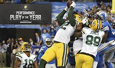 Green Bay Hail Mary in Detroit wins Play of the Year