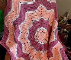 Best 5 Free Easy Crochet Patterns For Baby Blankets pattern lovely sunburst ripple baby blanket Source: website easy crochet animals pat. Crochet Baby Blanket Free Pattern, Crochet Ripple, Crochet For Beginners Blanket, Granny Square Crochet Pattern, Free Crochet, Crochet Ideas, Crochet Projects, Ripple Afghan, Crochet Designs