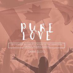 Album cover for Chani Sloss's Pure Love. #startup #entrepreneur #smallbiz #graphicdesign #media #marketing #socialmedia #video #print #business #webdesign #postnotification #creative #seo #ygk #kingston #bydesign #new #feed #web #design #digital #picoftheday #instagram #promo #graphic #graphics #photography #instapic #freelance