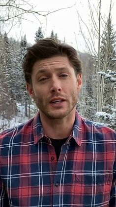 Jensen Ackles, Dean, Supernatural, Daddy, Button Down Shirt, Men Casual, Mens Tops, Shirts, Fashion