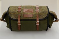 CARRADICE BARLEY SADDLEBAG – HARRIS TWEED EDITION britishbicycle.com