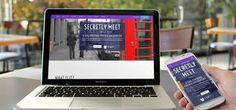 Secretlymeetme. Creer une timeline collaborative privée