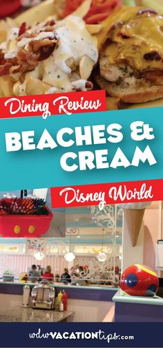 Beaches and Cream at the Beach Club in Walt Disney World will take you back to the charm of a soda shop from the Disney World Secrets, Disney World Food, Disney World Planning, Disney World Tips And Tricks, Disney Tips, Disney Vacation Club, Walt Disney World Vacations, Disney Travel, Best Disney World Restaurants