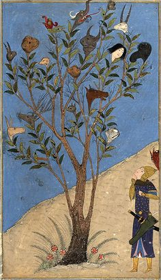 persan alexander the great, book, trees, papers, eskandar, museum, contempl, ink, talk tree