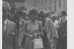 Evita nos visita: Eva Duarte de Perón en España