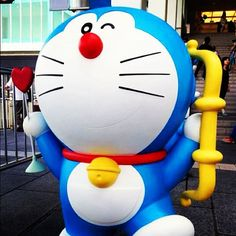 Let Doraemon does its magic on Chinese Valentine's Day!