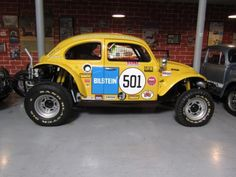 1960 VW Bilstein Baja Bug I had one of these