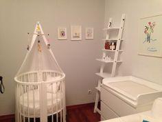 Baby Room for Zeynep Taga | project nursery  #stokke #ellaandelliot