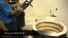 A series of two videos shows you how to unpack and assemble your Easy-Fire, Easy-Fire XT, School-Master, eQuad-Pro, or Dura-Fire kiln. Ceramic Supplies, Pottery, Fire, Easy, Ceramica, Pottery Marks, Ceramic Pottery, Pots, Ceramic Art