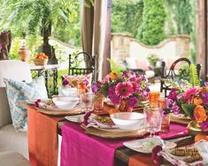 Tapas Menu, Dinner Party Table, Southern Ladies, Exterior House Colors, Tablescapes, Outdoor Living, Table Settings, Table Decorations, Exotic