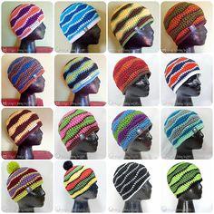 Ravelry: Brain Waves Beanie pattern by Liz McQueen
