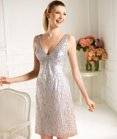 Bridesmaid Dresses: Pronovias Cocktail 2013 Collection