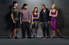 Esprit d'équipe  #modesportive #teamspirit #activewear Active Wear, Spirit, Gym Wear