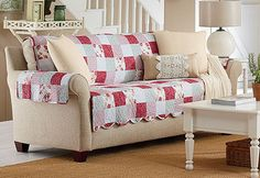 Sure Fit Slipcovers Heirloom Furniture Cover - Loveseat