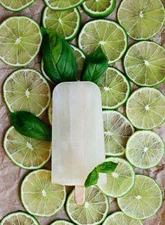Recept: verfrissende mojito ijslolly's