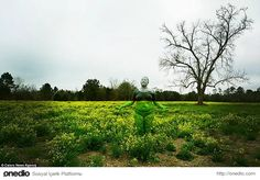 Vücut Boyama Tekniğiyle İnsanları Doğanın Bir Parçası Haline Getiren Sanatçının 26 Çalışması