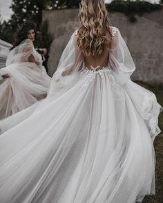 Top 30 Hottest Wedding Dresses: Guide To Every Silhouette ❤ hottest wedding dresses a line galia lahav with long sleeves galia lahav #weddingforward #wedding #bride #weddingoutfit #bridaloutfit #weddinggown