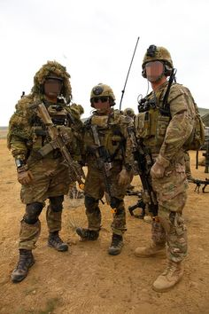 U.S. Army Rangers of the 2nd Battalion 75th Ranger Regiment