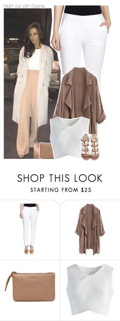 """Night out with Sophia"" by xcuteniallx ❤ liked on Polyvore featuring ZiGiny, Diane Von Furstenberg, Mura and Chicwish"