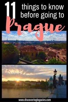 Here's all you need to know about safety, money, food, transportation, internet, and more! What kind of food does Prague offer? How safe is Prague? What's Prague's public transportation like? Does Prague have good WiFi?
