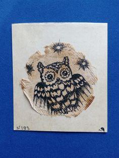 193 день рисования на чайных пакетиках. /гелевая ручка/ #365чай#365чай_ладаяцына#teabag Tea Bag Art, Vintage World Maps