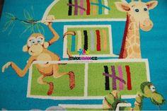 Dětský koberec ZOO