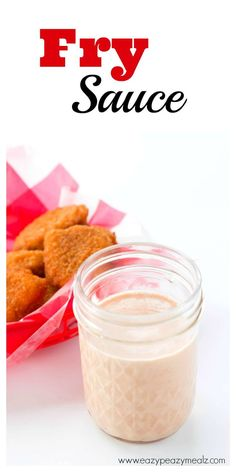 Fry Sauce a Utah Classic that is amazing. This one has a secret ingredient you do not want to miss. #ad #WMTProjectAplus- Eazy Peazy Mealz: