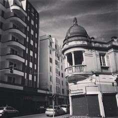 Vista da Rua do Arouche, na região central de São Paulo