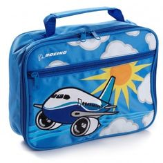 Boeing Collection Boeing Pudgy Plane Lunchbox