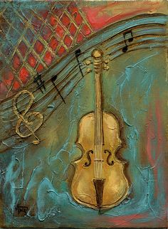 """""""Mello Cello"""" by Terry Webb Harshman"""