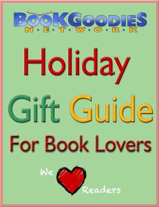Book Goodies Holiday Gift Guide!