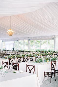 Featured Photographer: Aaron and Jillian Photography; wedding reception idea