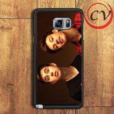 Nash Grier And Cameron Dallas Samsung Galaxy Note 5 Case
