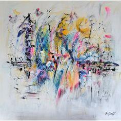 Peinture artiste peintre contemporain