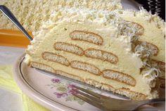 d Torte Recepti, Kolaci I Torte, Croatian Cuisine, Bread Dough Recipe, Russian Cakes, Cake Recipes, Dessert Recipes, Quick Cake, Torte Cake